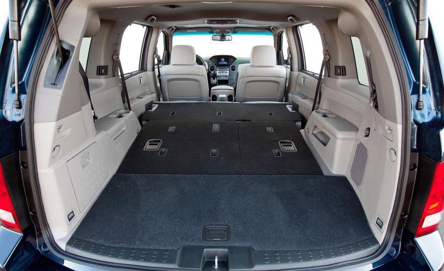 2012 Honda CR-V concept - Slide 45