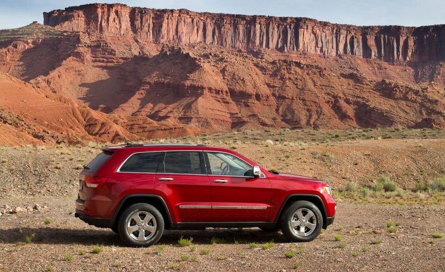 2012 Jeep Grand Cherokee - Slide 2