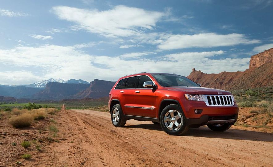 2012 Jeep Grand Cherokee - Slide 4