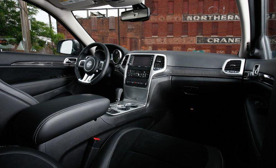 2012 Jeep Grand Cherokee - Slide 10