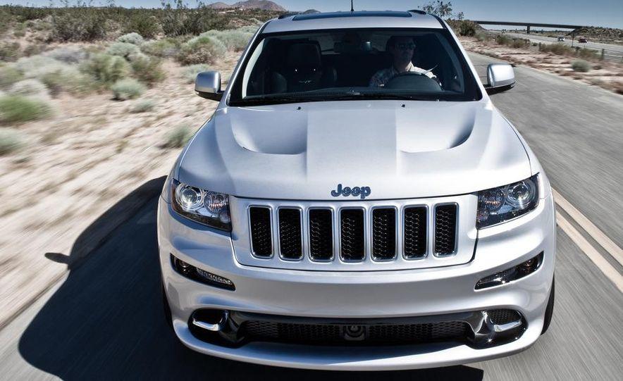 2012 Jeep Grand Cherokee - Slide 5