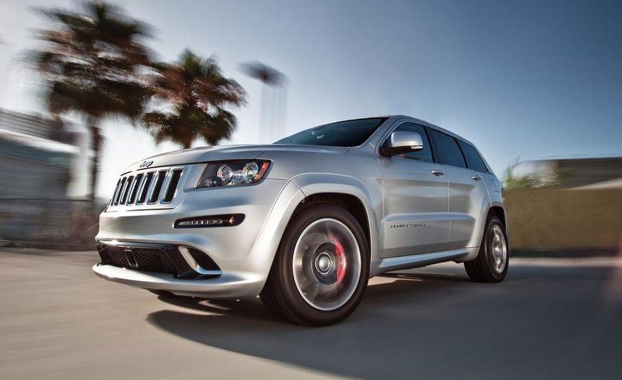 2012 Jeep Grand Cherokee - Slide 6