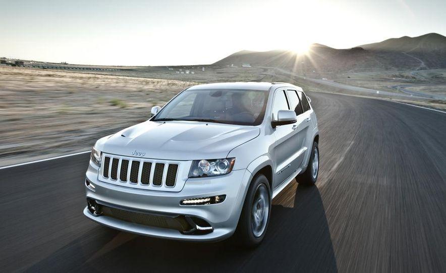 2012 Jeep Grand Cherokee - Slide 8