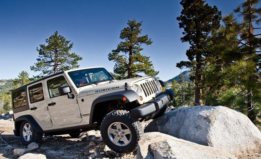 2012 Jeep Grand Cherokee - Slide 21