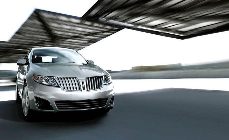2012 Lincoln MKS - Slide 3