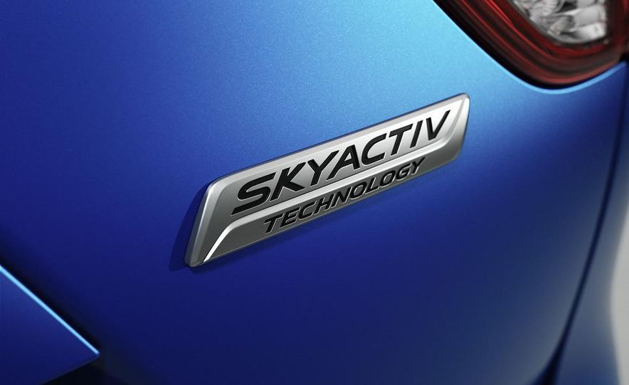 2013 Mazda CX-5 - Slide 3
