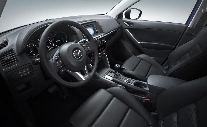 2013 Mazda CX-5 - Slide 4