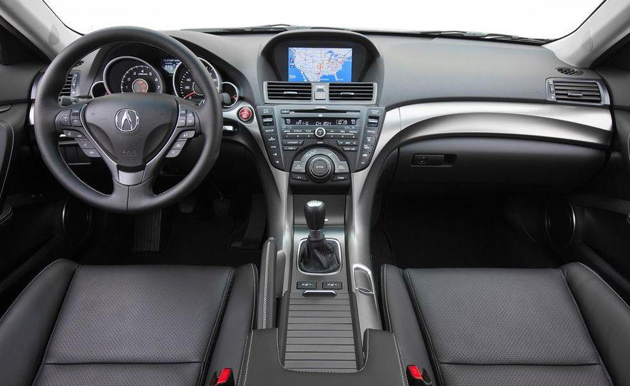 2012 Acura TL SH-AWD - Slide 6