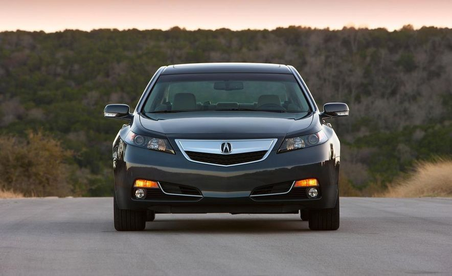2012 Acura TL SH-AWD - Slide 2