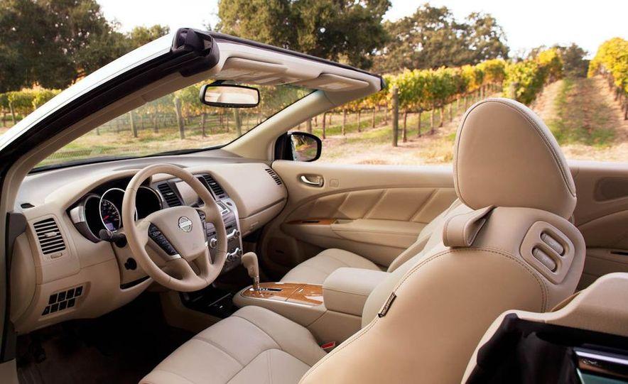 2012 Nissan Murano CrossCabriolet - Slide 6