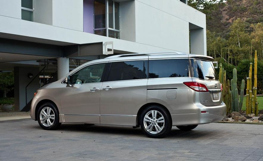 2012 Nissan Murano CrossCabriolet - Slide 10