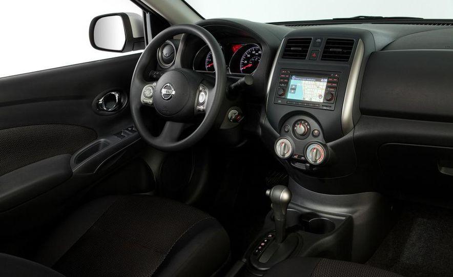 2012 Nissan Murano CrossCabriolet - Slide 35