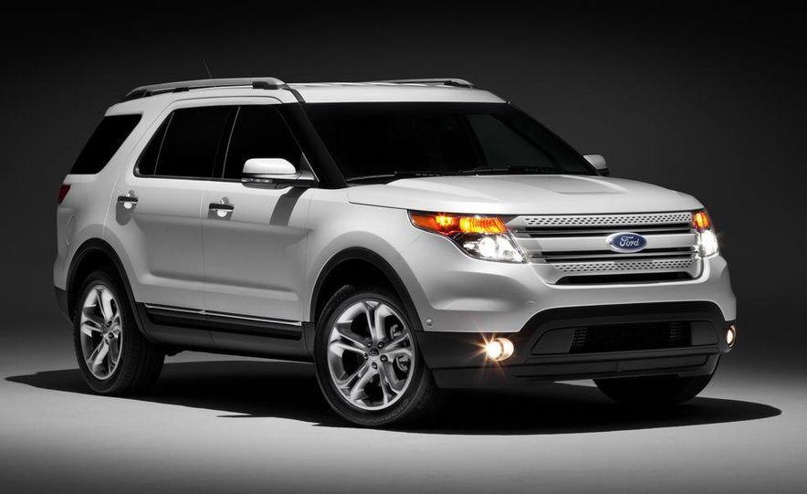 2012 Ford Explorer Limited 4WD - Slide 9