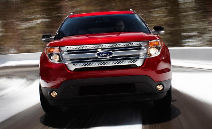 2012 Ford Explorer Limited 4WD - Slide 17