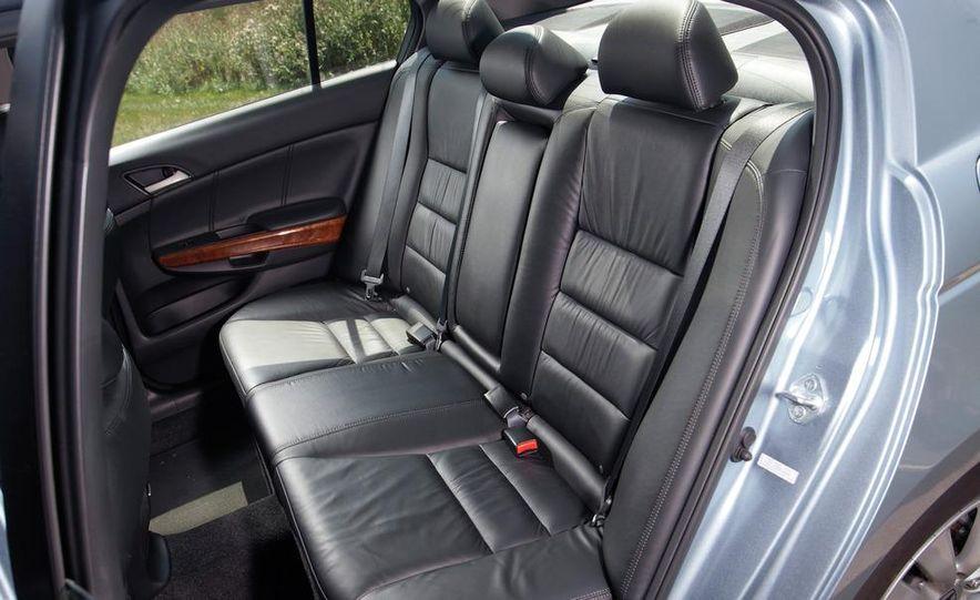 2011 Honda Accord EX-L V6, 2012 Volkswagen Passat 3.6 SEL, and 2012 Hyundai Sonata 2.0T Limited - Slide 9