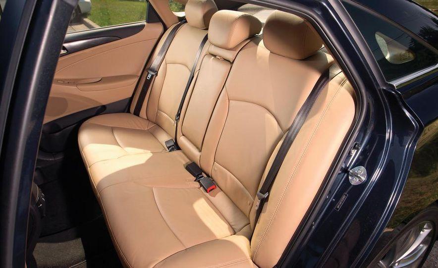 2011 Honda Accord EX-L V6, 2012 Volkswagen Passat 3.6 SEL, and 2012 Hyundai Sonata 2.0T Limited - Slide 6