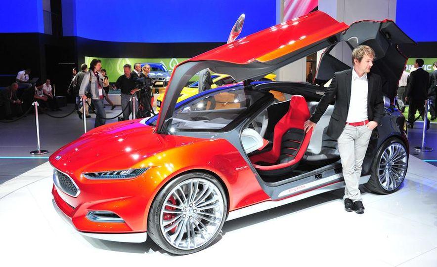 Ford Evos concept - Slide 1