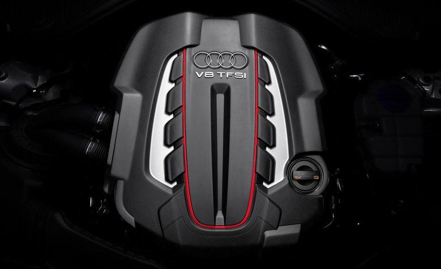 2013 Audi S6 4.0T sedan - Slide 15