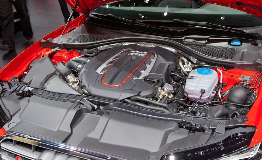 2013 Audi S6 4.0T sedan - Slide 11