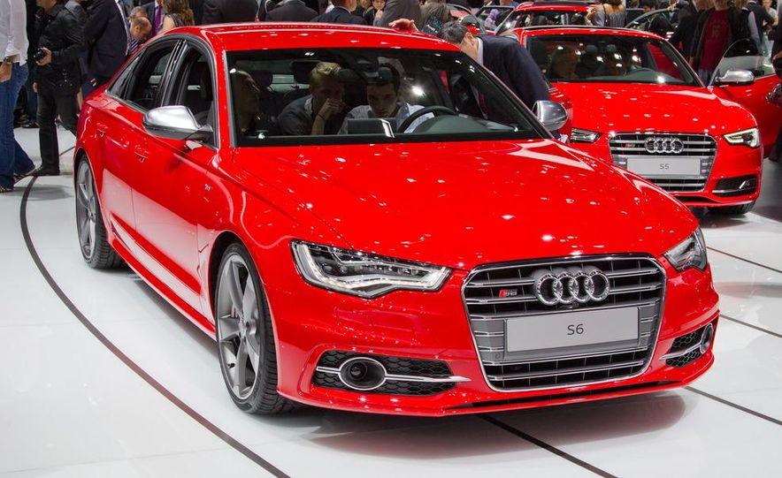 2013 Audi S6 4.0T sedan - Slide 2