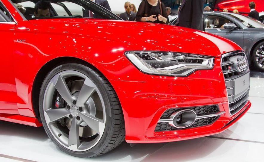 2013 Audi S6 4.0T sedan - Slide 8
