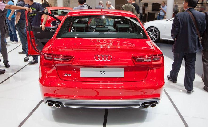 2013 Audi S6 4.0T sedan - Slide 7