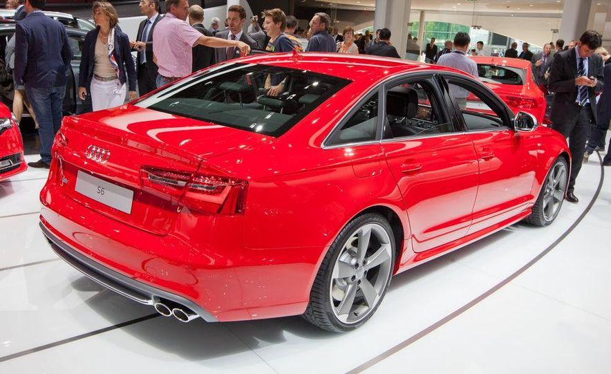2013 Audi S6 4.0T sedan - Slide 6