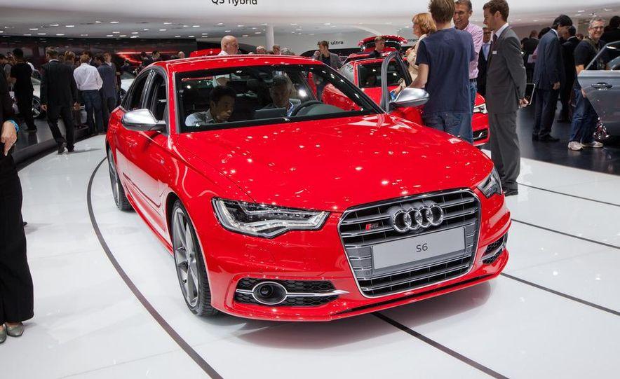 2013 Audi S6 4.0T sedan - Slide 3