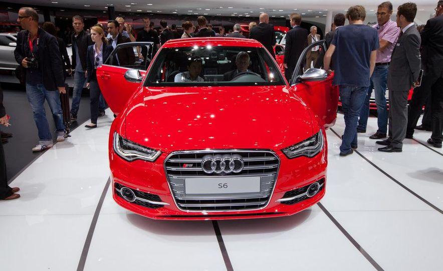 2013 Audi S6 4.0T sedan - Slide 4