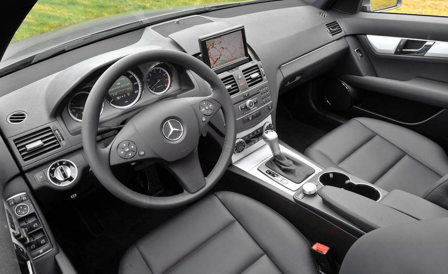 2012 Mercedes-Benz C250 coupe - Slide 80