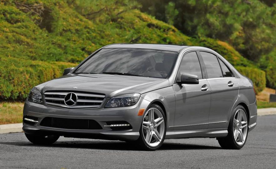 2012 Mercedes-Benz C250 coupe - Slide 77