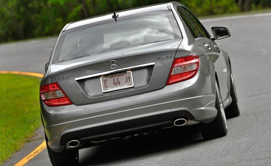 2012 Mercedes-Benz C250 coupe - Slide 79