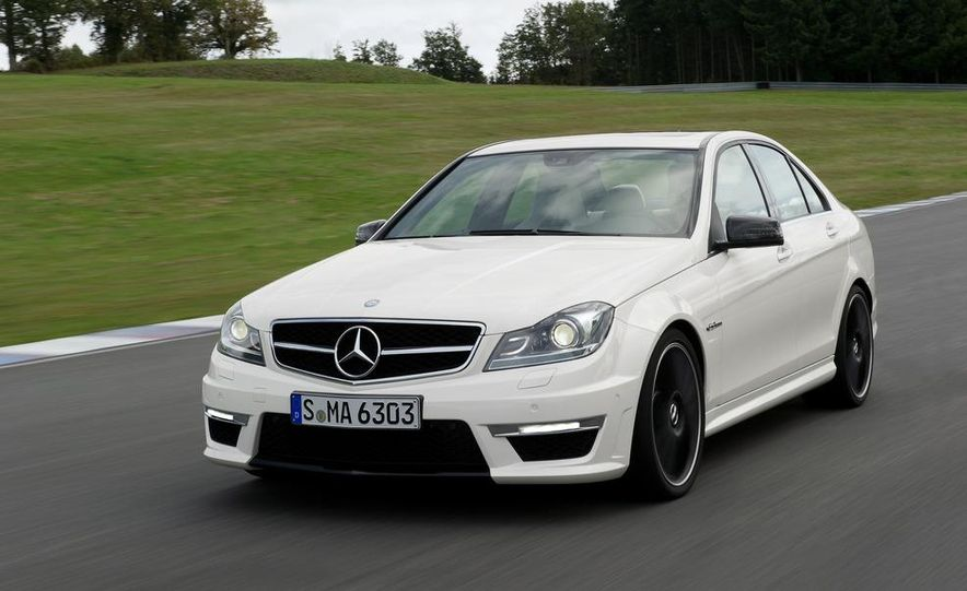 2012 Mercedes-Benz C250 coupe - Slide 138