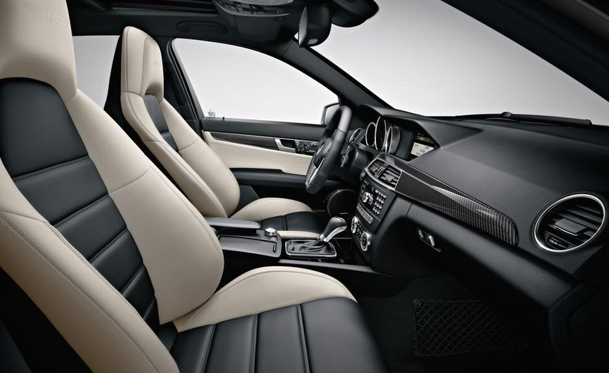 2012 Mercedes-Benz C250 coupe - Slide 156