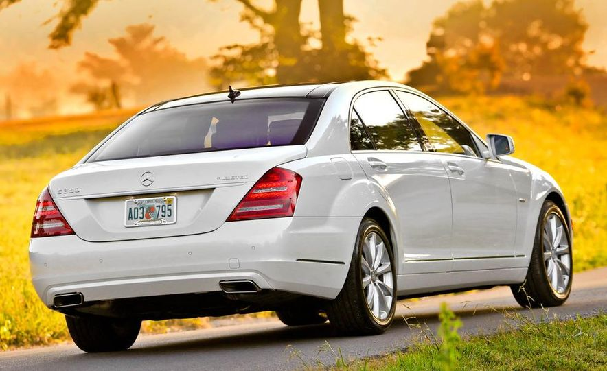 2012 Mercedes-Benz C250 coupe - Slide 116