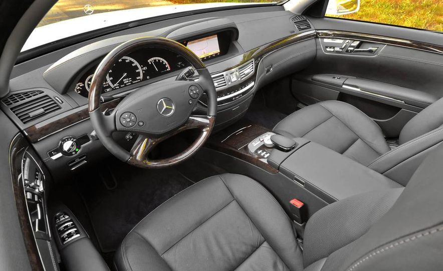 2012 Mercedes-Benz C250 coupe - Slide 119