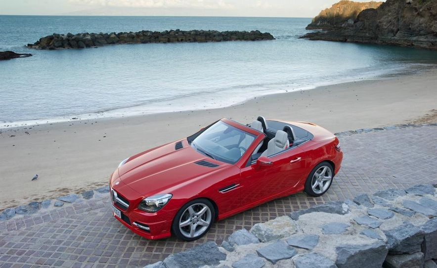 2012 Mercedes-Benz C250 coupe - Slide 52
