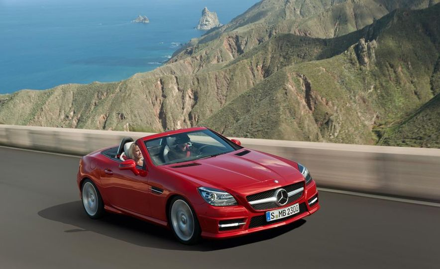 2012 Mercedes-Benz C250 coupe - Slide 178