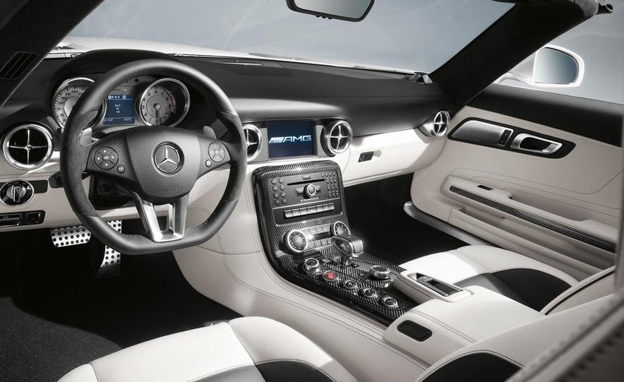 2012 Mercedes-Benz C250 coupe - Slide 64