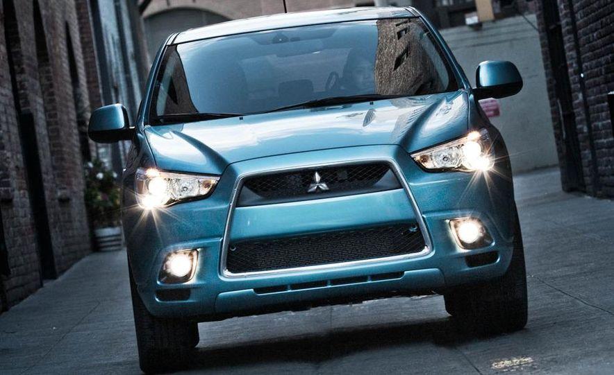 2012 Mitsubishi Lancer - Slide 13