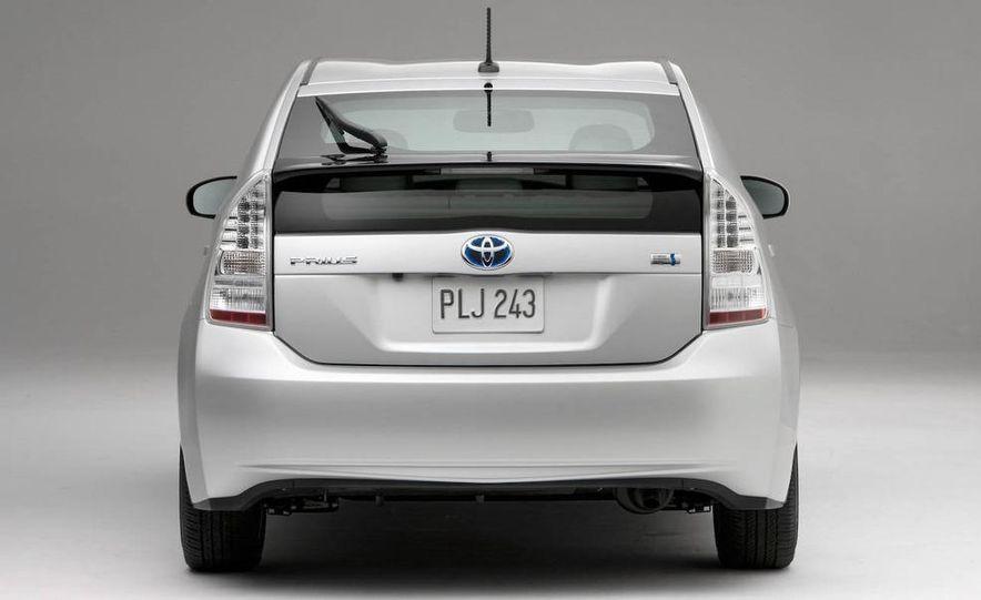 2012 Toyota Camry hybrid - Slide 23