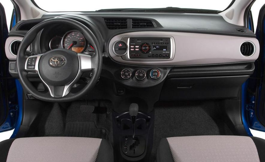 2012 Toyota Camry hybrid - Slide 44