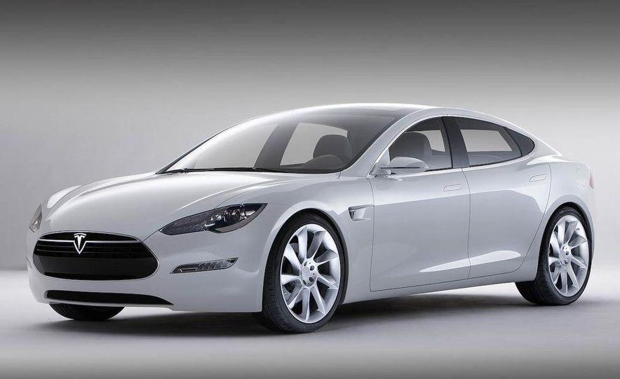 2012 Tesla Model S - Slide 4