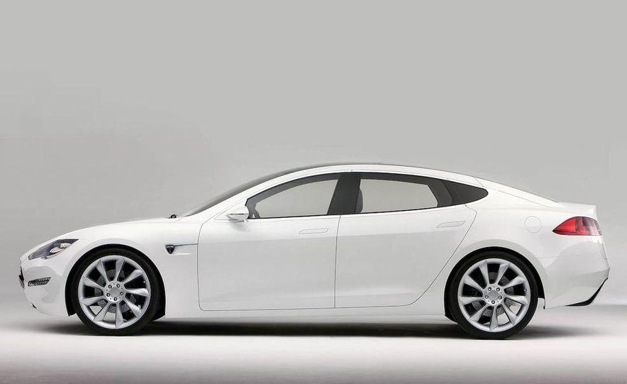 2012 Tesla Model S - Slide 5