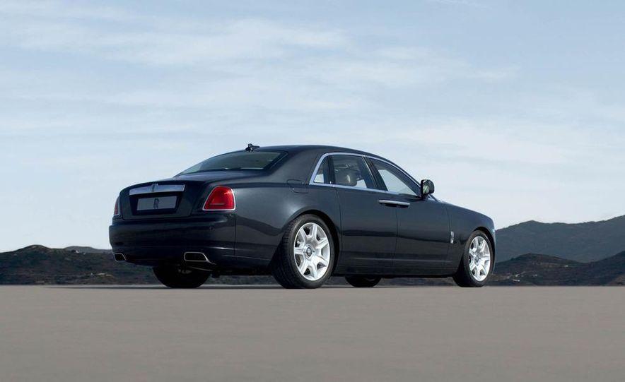 2012 Rolls-Royce Ghost - Slide 1
