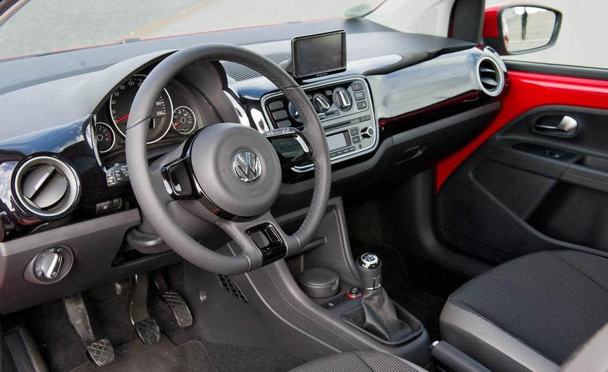 2013 Volkswagen Up! - Slide 26