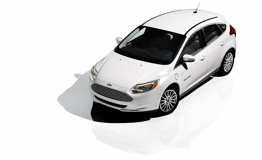 2012 Ford Focus ST (European spec) - Slide 8