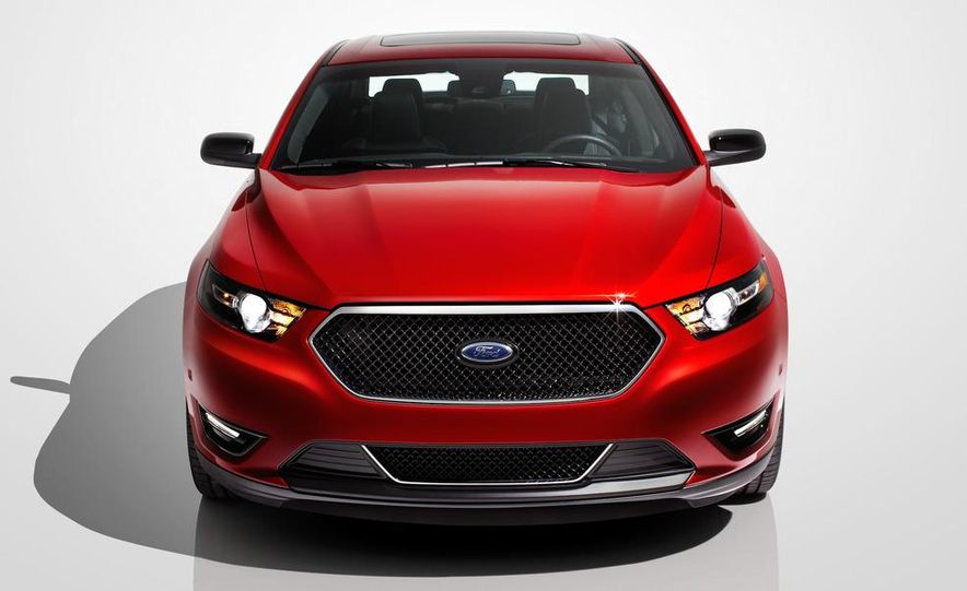 2012 Ford Focus ST (European spec) - Slide 48