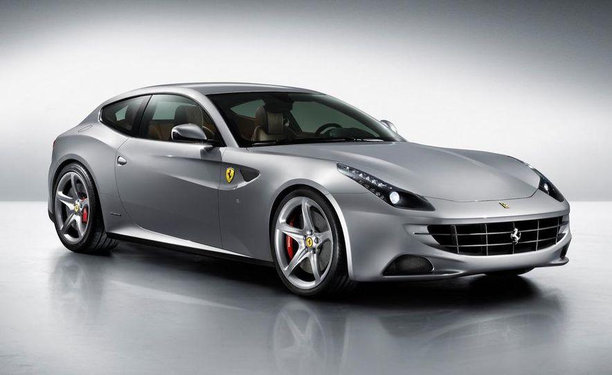 2012 Ferrari FF - Slide 1