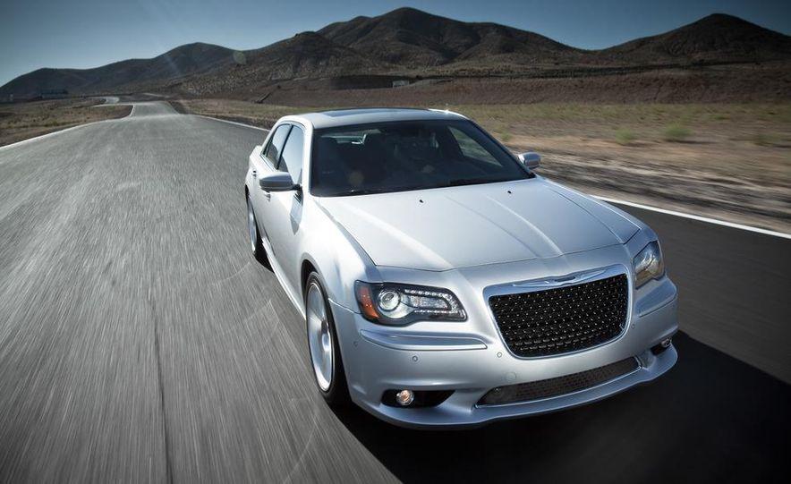 2012 Chrysler 300 S - Slide 11